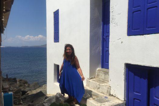 Ostrvo Nisiros- uspavani dobroćudni vulkan u srcu Egeja