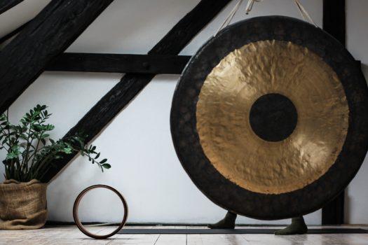 Isceljujući zvuci gonga-Darujte sebi zvučno putovanje