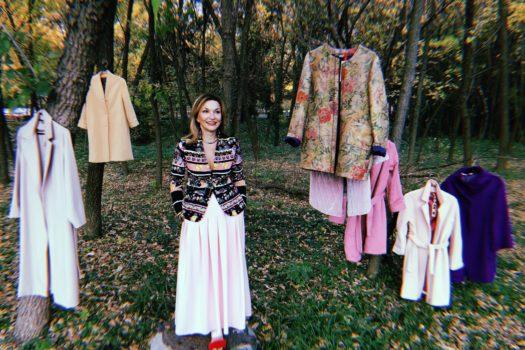 Vesna Lazić: Moda me opušta, ali ne treba pratiti trendove