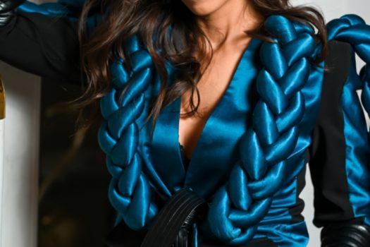 Kristina Burja: Podjednako me raduje kad moje modele nose svetske, ali i domaće zvezde