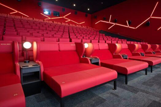 """Otvoren CineStar 4DX Ada Mall Bioskopsko iskustvo sa """"pet zvezdica"""" od sada i u Beogradu!"""
